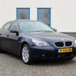BMW 530xi A High Executive 56.836 km comfortseats schuifdak 2005