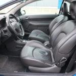 Peugeot 206 CC 1.6 16v aut 18.635 km Leder ECC Uniek 2002