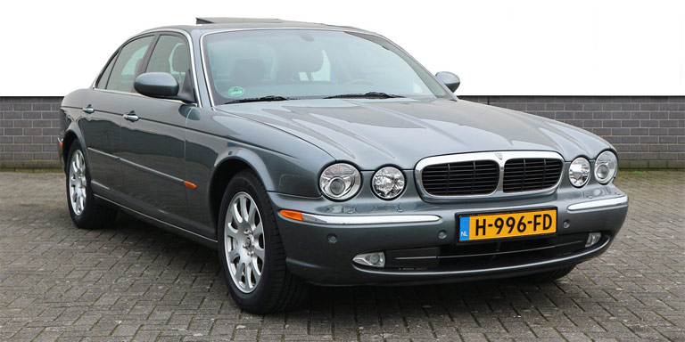 Jaguar XJ6 Executive 93.858 km vol opties 1e eigenaar 2003