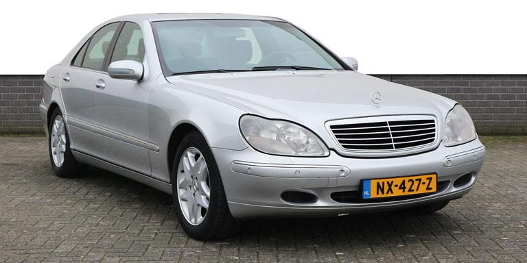 Mercedes-Benz S 320 CDI 167.753 km Bose Massage Xenon 2002