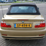 BMW 325ci cabrio Individual 93.079 km Vol opties Topstaat 2002