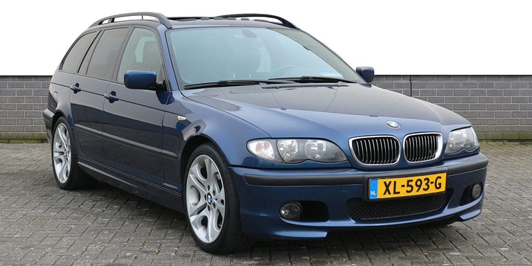 BMW 330 D A touring 184.719 km M-pakket 18 inch vol opties 2003