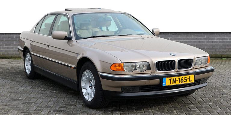 BMW 728i A Executive 148.292 km Leder Schuifdak ECC 2000