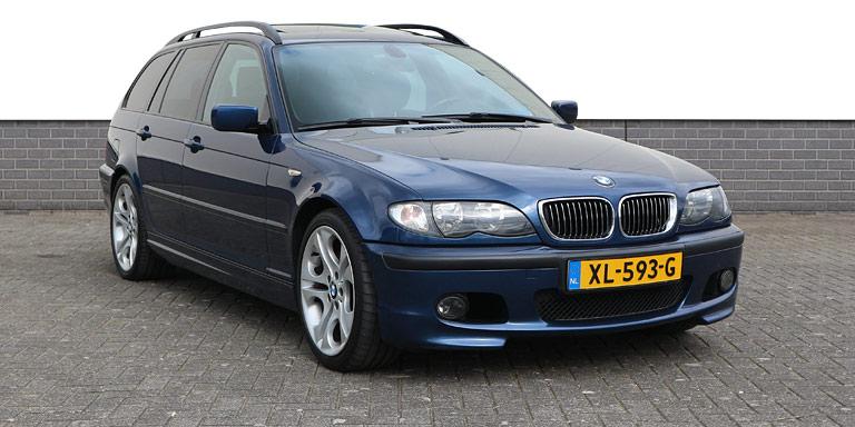 BMW 330 D A touring 204.876 km M-pakket 18 inch vol opties 2003