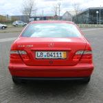 Mercedes-Benz CLK 200 Sport 13.875 km Magmarood schuifdak 1999