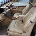 Mercedes-Benz CL 600 111.160 km Alexandrit Vol opties 2000