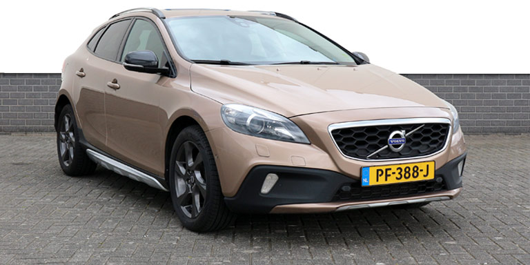 Volvo V40 Cross Country D2 Summum Powershift 244.734 km Vol opties 2014