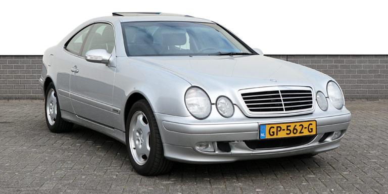 Mercedes-Benz CLK 320 Elegance 20.893 km Leder ECC Schuifdak 2000