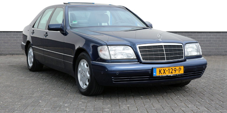 Mercedes-Benz S 320 Elegance aut5 93.591 km facelift vol opties 1996