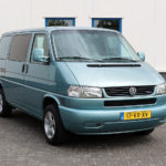 VW Transporter 2.5 TDI DC 251.900 km airco cruise TOP-staat 2001