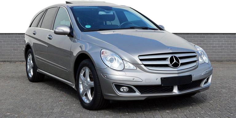 Mercedes-Benz R 500 4MATIC 148.144 km 6p Vol opties TOP 2005