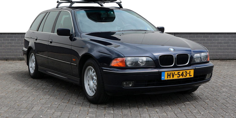 BMW 523i touring 202.492 km LPG-G3 leder ECC CC 2000
