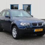 BMW X3 3.0i A High Executive 167.582 km CH import 2004