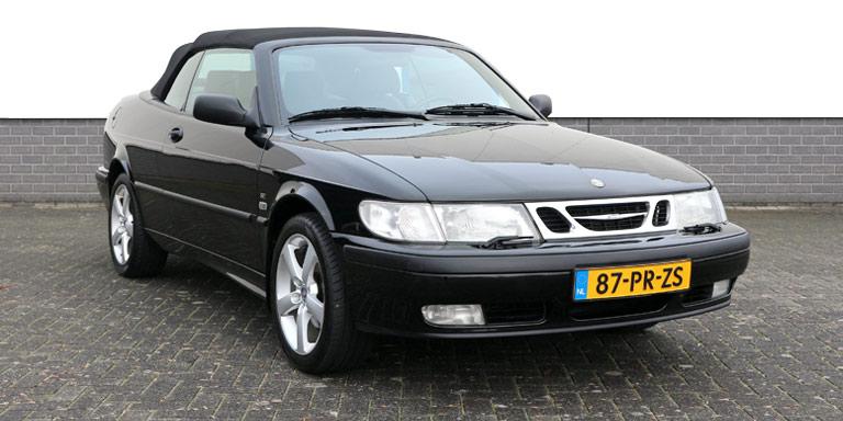 Saab 9-3 Cabriolet SE 2.0 179.613 km Zeer goede staat 1998