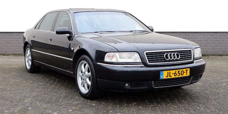 Audi A8 4.2 Lang quattro 197.375 km vol opties 2000