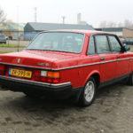 Volvo 240 GL 2.3 118.357 km Topconditie 1987