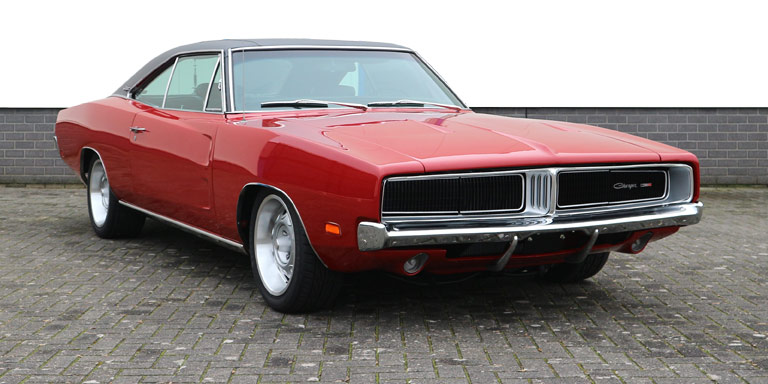 Dodge Charger 440 CID Only 252 mi after Full Rebuilt 1969