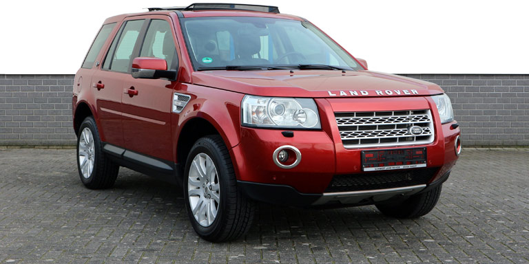 Land Rover Freelander II i6 HSE 145.164 km Alle opties 2006
