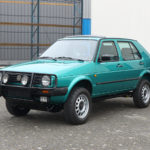 VW Golf Country 1.8 Syncro 115.193 km Schuifdak Helemaal nieuw 1990