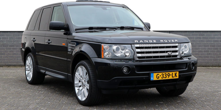 Range Rover Sport 4.2 Supercharged 78.610 km First Edition Unicum 2005