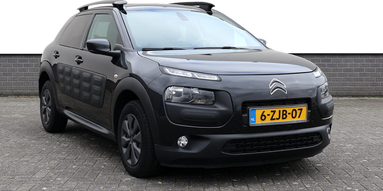 Citroën C4 Cactus 1.6 BlueHDi Business 158.699 km Pano Stvw 2015