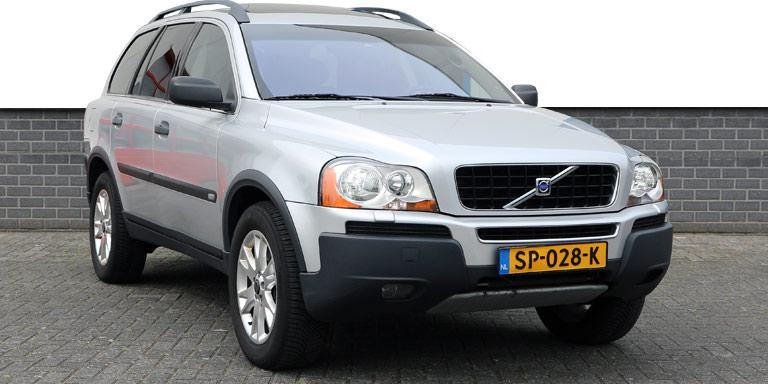 Volvo XC90 2.5 T geartronic 266.912 km LPG-G3 OB Vol opties 2003
