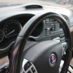 Saab 9-3 cabriolet 2.0t aut 169.122 km espresso black incl BTW 2004
